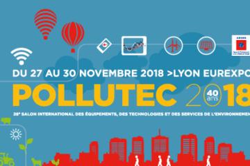 BacTrack au salon Pollutec 2018