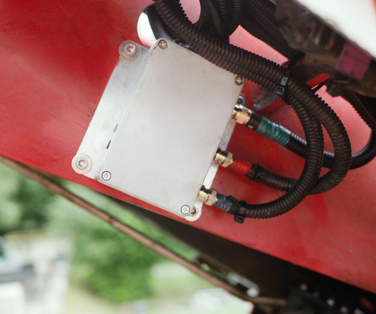 System d'identification RFID des Bennes à Ordures Ménagères